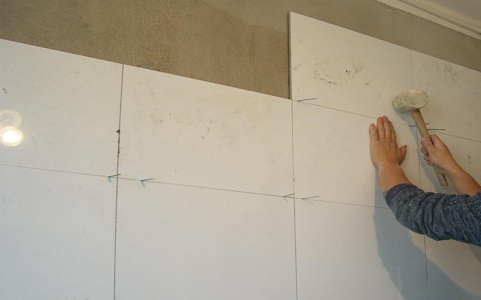 铺瓷砖要不要留缝?诺贝尔瓷砖铺贴必读经验推荐!