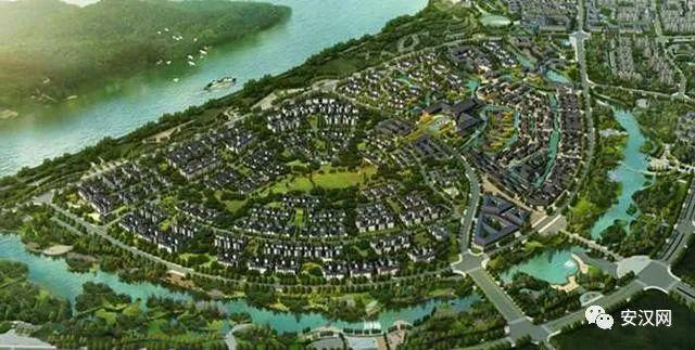 南充:千年古镇龙门将迎蝶变,并拟出让五宗地块!
