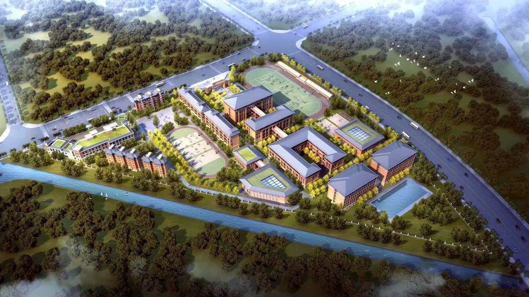 南充三区将建25所高大气派、颜值爆表的学校,有你家附近的吗?